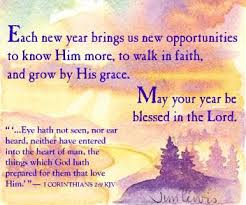 Christian Quotes On A New Year
