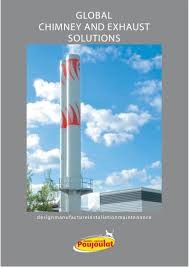 Exhaust Chimney Design Poujoulat Brochure Chimney