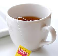 tea bag in cup. Brilliant Bag Cup Of Tea On Tea Bag In Cup