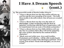 I Have A Dream Speech Famous Quotes Best Of Written Text Of I Have A Dream Speech Custom Paper Academic Writing