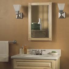 Recessed Bathroom Medicine Cabinets Soho Recessed Medicine Cabinet Bathroom