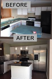 kitchen remodel on a budget everything brand new for 7 000