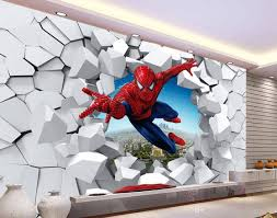 d brick wall cartoon decoration painting background mural pertaining to wallpaper with d digital gallery 3d
