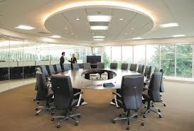 boardroom conference table designs furniture round room seats elegant design suit suitable for