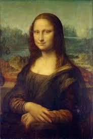 most famous paintings mona lisa by leonardo da vinci