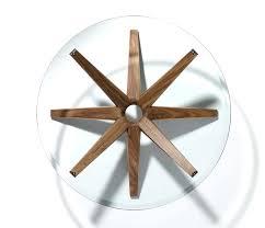 circular glass coffee table glass table top view round coffee tables s regarding circular ideas circular