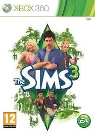 Los Sims 3 RGH Español 3.5gb Xbox 360 [Mega+] Xbox360 Rip/God
