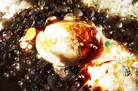 pearls mixeda artabstract art contemporary art the birth of