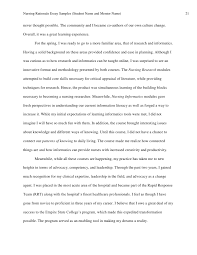 nursing essay sample okl mindsprout co nursing essay sample