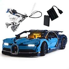 The bugatti chiron is the fastest, most powerful, and most exclusive super car in bugatti's manufacturing history. Amazon Com Geament Upgraded Version Led Light Kit For Technic Bugatti Chiron Compatible With 42083 Lego Race Car Building Model Lego Set Not Included Toys Games
