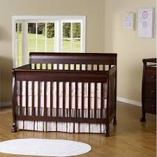 convertible baby cribs. DaVinci Kalani 4-in-1 Convertible Wood Baby Crib In Espresso Cribs C
