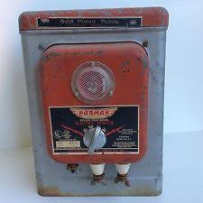 parmak fencing vintage parmak electric fence control unit farm ranch livestock mid century