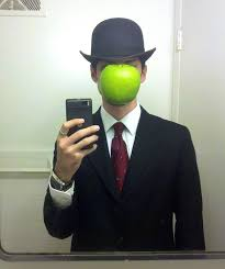 19 magritte s the son of man costume