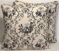 toile french country home d cor pillows ebay