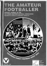 The Amateur Footballer, Week 17, 1993 by Nick Armistead - issuu