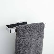 modern towel ring. Newberry Towel Ring - Chrome Modern Signature Hardware