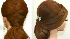 Hair Style Simple easy party hairstyles video dailymotion 5187 by wearticles.com