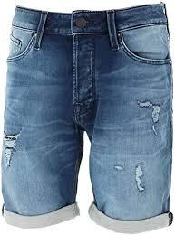 Man Bermuda JACK JONES Rick jjicon Shorts ge 12166270 m Blue Denim ...
