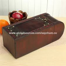 Wooden wine case Wine Bottle China Retro Style Wooden Wine Box Single Bottle Vintage Case Classic Storage Crate For Wine Global Sources China Retro Style Wooden Wine Box Single Bottle Vintage Case Classic