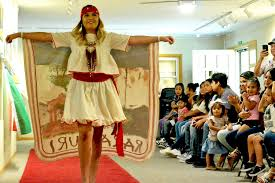 the crusader photo essay hispanic heritage month highlighted in  the baker arts center put together a fashion show to highlight different cultures and styles in honor of hispanic heritage