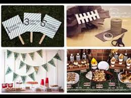 Super Bowl Party Decorating Ideas DIY Superbowl party decorating ideas YouTube 24