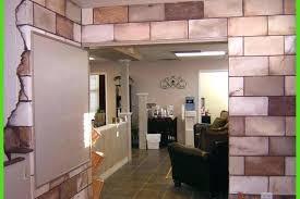 bat painting ideas cinder block wall ugly floor paint