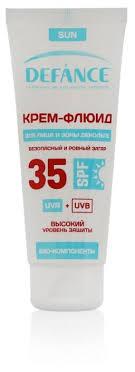 Купить <b>Defance крем</b> для лица и зоны декольте, SPF 35, 75 мл по ...