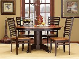 simple yet classy round dining table design classic wooden round dining table design with 3