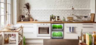 Hydroponics Herb Garden Kitchen Kitchen Herb Garden Residential Urban Cultivator