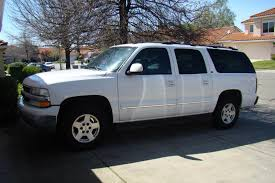 2004 Chevrolet Suburban - Information and photos - ZombieDrive