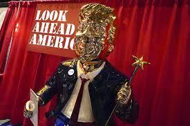 CPAC designed as a Trump coronation ...