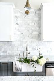 white backsplash exquisite grey and white subway tile beveled kitchen white countertop backsplash ideas