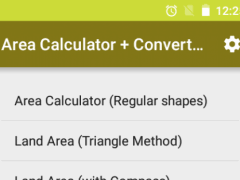 Land Area Calculator With Area Unit Free Download