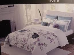 fl purple teal king duvet cover