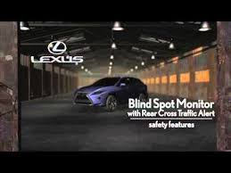 BSM w RCTA Blind Spot Monitor w Rear Cross Traffic Alert