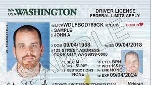 Deemed Real Id Compliant News com Khq With Fully Washington