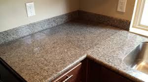 granite tile countertop edge
