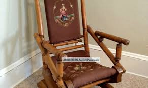 Fullsize Of Showy Rocking Chair Rocking Chairs Upholstered Platform Wood  Rocking Chair Styles Wooden Thing Wood ...