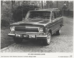 1977 Jeep Cherokee 2-Door - Digital Collections - Free Library