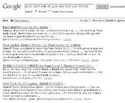 Search options teen site results