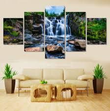 Waterfall Home Decor Online Get Cheap Waterfall Homes Aliexpresscom Alibaba Group