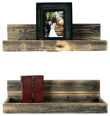 barn wood floating shelf rustic by on reclaimed shelves wooden