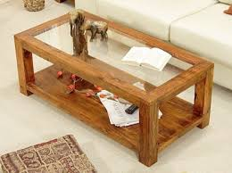 glass topped coffee tables uk wooden coffee table acacia wood table with glass top and bottom