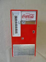 Coke Vending Machine Refund Enchanting ICollect48 Online Vintage Antiques And Collectibles 48 Coca