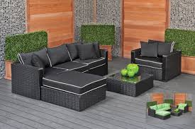 rattan garden sofa sets products