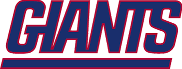 New York Giants Wordmark Logo - National Football League (NFL ...