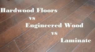 Hardwood Vs Laminate Alluring Hardwood Versus Laminate Flooring The Truth  Meze Blog Inspiration