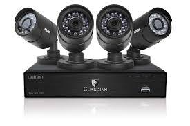 Find 4 Channel Cam 720p DVR Security System 100\u0027 Night Vision 500GB HD