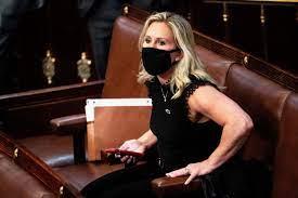 Twitter suspends GOP Rep. Marjorie ...