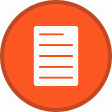 Chart Document Graph Note Paper Report Icon